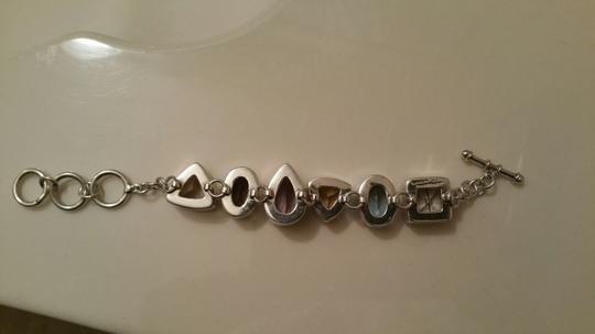 Other Multi colored Beautiful Gemstones set in Sterling Silver