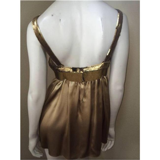 Proenza Schouler Top Gold