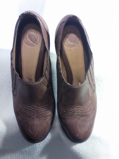 Other Western Cowboy Leather Brown Boots