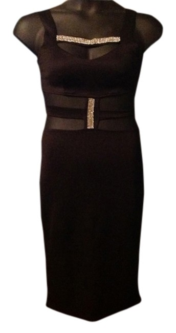 Preload https://item5.tradesy.com/images/black-mid-length-night-out-dress-size-12-l-12910939-0-1.jpg?width=400&height=650