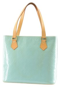 Louis Vuitton Lv Tote in Mint, light teal