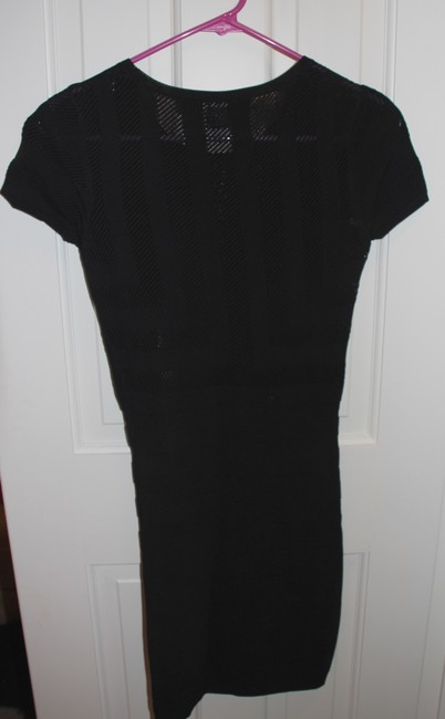 French Connection Going Party Bodycon Short Sleeve 2 Dress