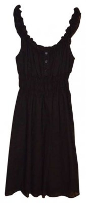 Preload https://item3.tradesy.com/images/mossimo-supply-co-black-breezy-cotton-knee-length-short-casual-dress-size-8-m-129117-0-0.jpg?width=400&height=650