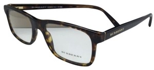 Burberry New BURBERRY Eyeglasses B 2198 3002 53-17 Tortoise Brown Havana Frame w/ Clear