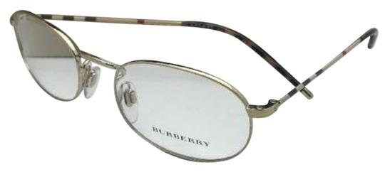 Preload https://img-static.tradesy.com/item/12912178/burberry-b-1273-1145-gold-plaid-and-tortoise-frames-new-eyeglasses-52-19-0-1-540-540.jpg