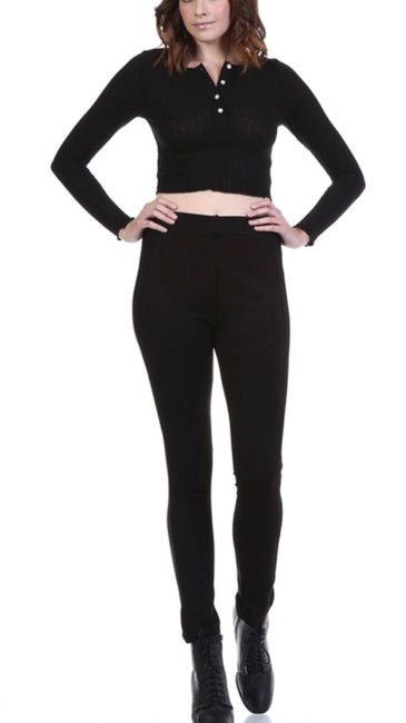 Honey Punch Top Black