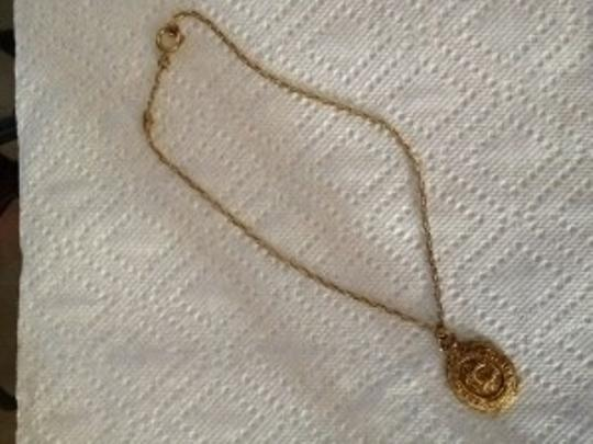 Chanel Vintage Chanel Oval Coin Necklace