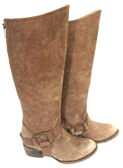 Preload https://item5.tradesy.com/images/freebird-brown-distressed-phoenix-bootsbooties-size-us-6-regular-m-b-12913084-0-3.jpg?width=440&height=440