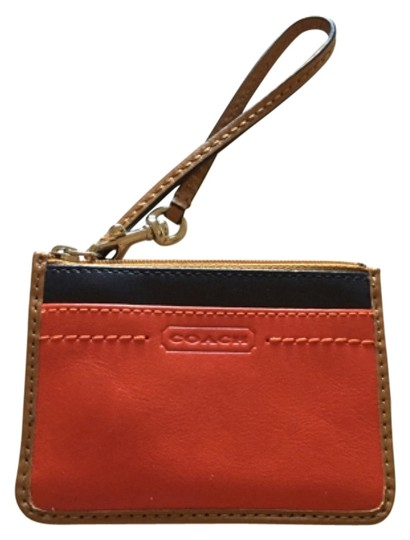 Preload https://item2.tradesy.com/images/coach-red-tan-and-navy-wallet-12913096-0-1.jpg?width=440&height=440