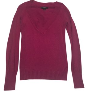 Express Magenta Small Sweater