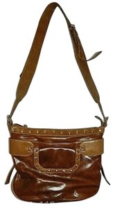 Etienne Collection Privee Sample Distressed Shoulder Bag