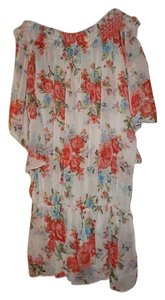 Other Top whit floral