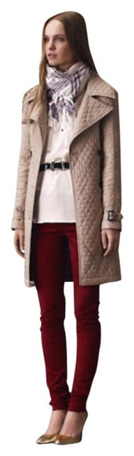 Preload https://item1.tradesy.com/images/club-monaco-brown-trench-coat-size-8-m-12914395-0-2.jpg?width=400&height=650