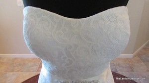 Justin Alexander 6008 Wedding Dress