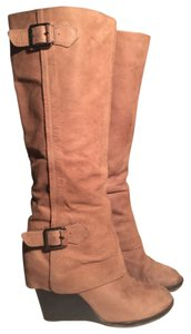 Vince Camuto Camel Boots