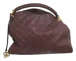 Louis Vuitton Lv Artsy Artsy Empreinte Hobo Bag