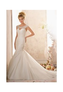Mori Lee 2612 Wedding Dress