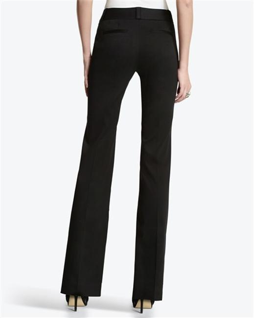 White House | Black Market Boot Cut Pants Black