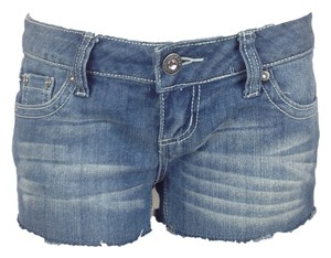 ZCO Jeans Denim Shorts-Medium Wash