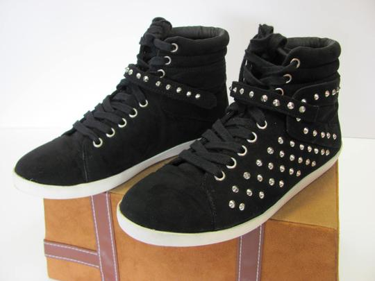 Forever 21 Size 7.00 M (Usa) Very Good Condition Black Athletic