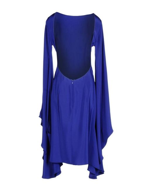 Tom Ford Silk Open Back Butterfly Circle New Sold Out Dress