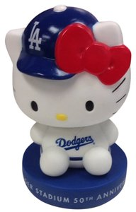 Hello Kitty Hello Kitty Dodgers Bubble Head