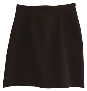 Fashion Q Business Interview Skirt Black