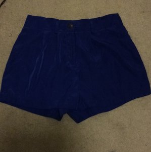 Forever 21 Mini/Short Shorts Blue