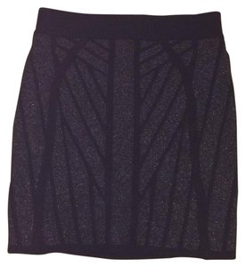 Forever 21 Mini Skirt Black