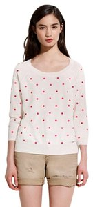 Madewell Pullover Polka Dots Sweater