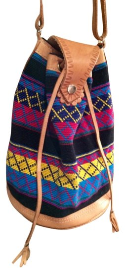 Preload https://img-static.tradesy.com/item/12918517/tapestry-boho-tribal-bucket-multicolor-crochet-shoulder-bag-0-1-540-540.jpg