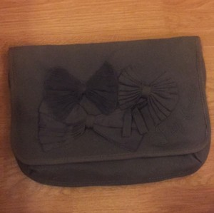 Juicy Couture Grey Clutch