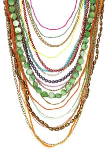 Other Nordstrom: Women's Beaded Multi Strand Necklace by Sequin