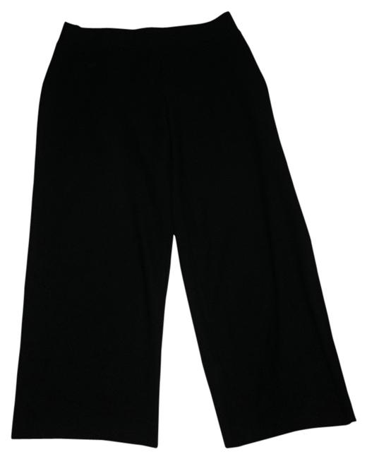Preload https://item2.tradesy.com/images/eileen-fisher-black-wide-leg-pants-size-2-xs-26-12920581-0-3.jpg?width=400&height=650