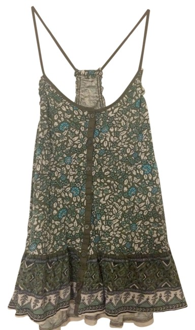Preload https://item5.tradesy.com/images/american-eagle-outfitters-green-floral-tank-topcami-size-6-s-1292089-0-0.jpg?width=400&height=650