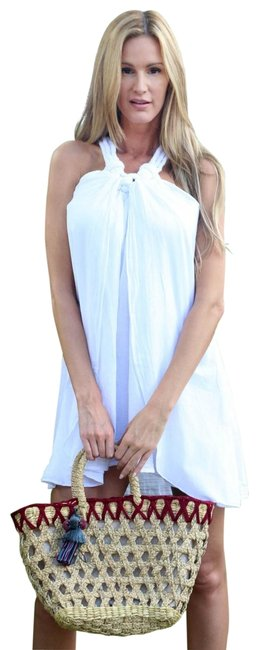 Preload https://img-static.tradesy.com/item/12921106/lirome-white-lorena-organic-cotton-rope-design-tunic-short-casual-dress-size-6-s-0-7-650-650.jpg