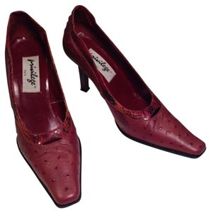 Privilege Paris Dark Pink, Magenta Pumps
