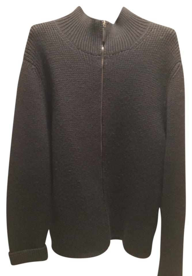 louis vuitton zip sweater pullover size 6 s tradesy. Black Bedroom Furniture Sets. Home Design Ideas