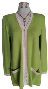 St. John Sweater Peridot Jacket