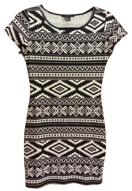 Forever 21 short dress Tribal Print on Tradesy