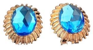 other Aqua Crystals Studs