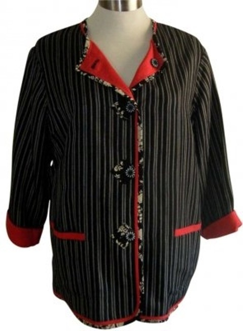 Preload https://item4.tradesy.com/images/koos-of-course-20w-new-wo-tag-reversible-stripes-on-one-solid-red-on-other-spring-jacket-size-20-plu-129223-0-0.jpg?width=400&height=650