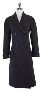 Ralph Lauren Dark Grey Cashmere Coat