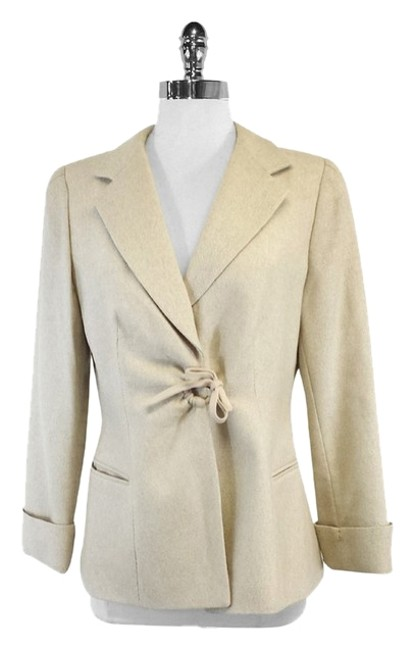 Preload https://item2.tradesy.com/images/armani-collezioni-cream-wool-size-10-m-12923761-0-1.jpg?width=400&height=650