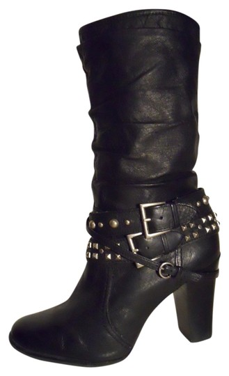 Preload https://img-static.tradesy.com/item/12923821/kelly-and-katie-black-becca-studded-strapy-leather-bootsbooties-size-us-9-regular-m-b-0-1-540-540.jpg
