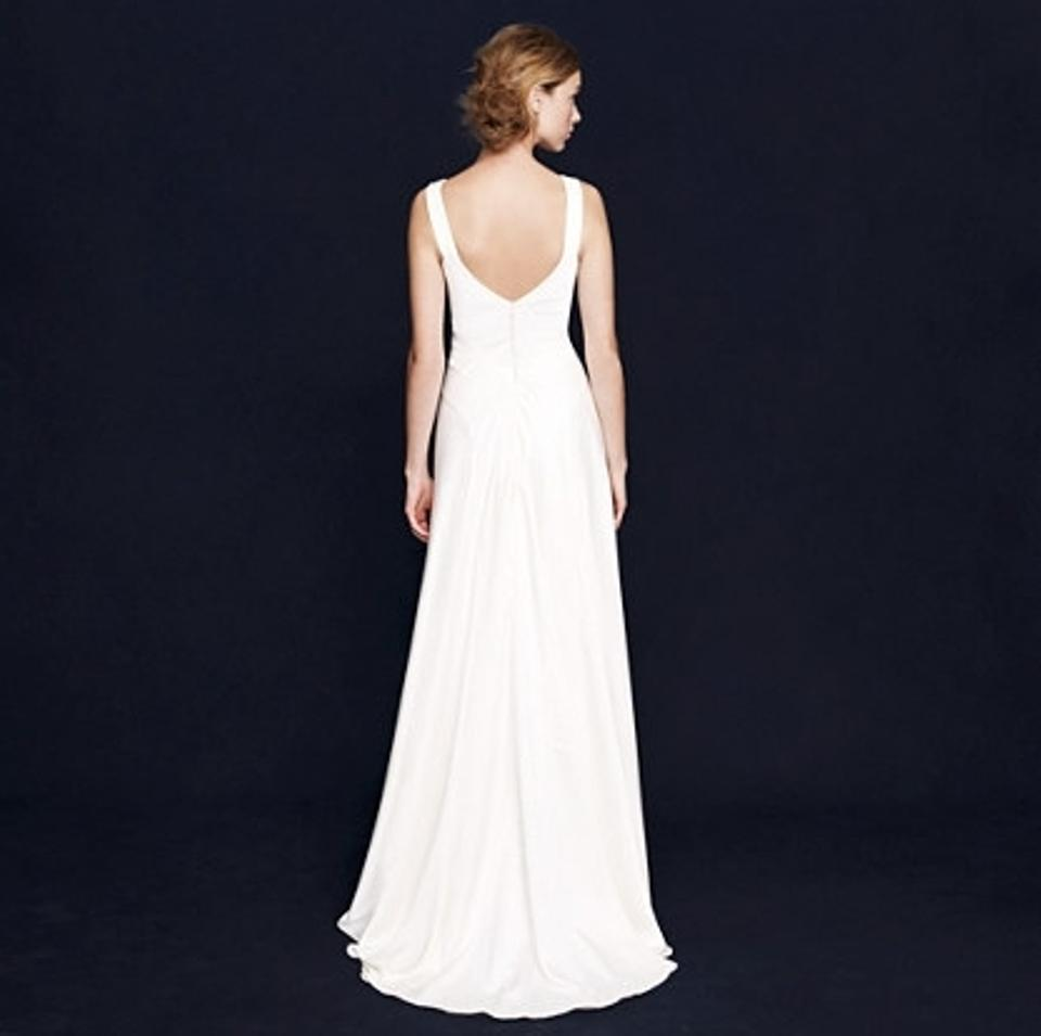 J.Crew Percy Gown Wedding Dress