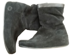 FitFlop Black Boots