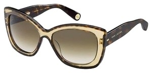 Marc Jacobs Marc Jacobs Transparent Tortoise MJ 419/S Sunglasses