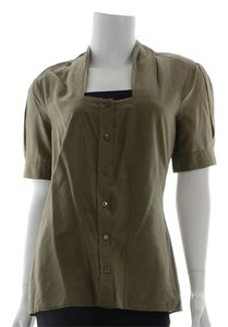 Gucci Top Olive Green