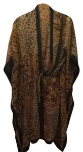 Dimri Leopard Cover Up